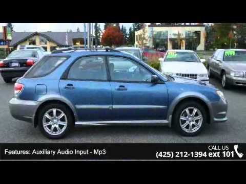 2007 Subaru Impreza Outback Sport Special Edition Awd 4dr Youtube