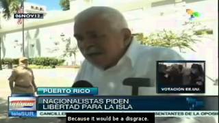 Puerto Rican patriots continue to fight for independence