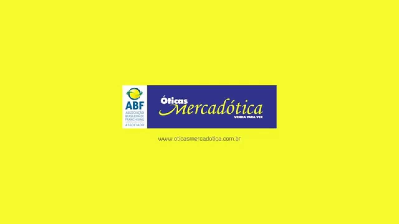 54386b71d6f80 Óticas Mercadótica - Visão - YouTube