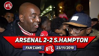 Arsenal 2-2 Southampton | We Do Not Have Leaders In This Team! (Tade)