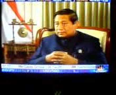 Susilo Bambang Yudhoyono Interview (Part 1)