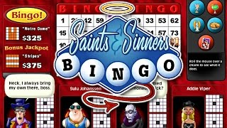 Saints and Sinners Bingo Trailer