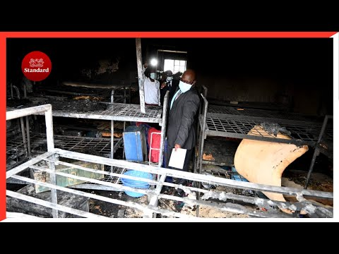 Detectives comb for clues into cause of fire at Ofafa Jericho School