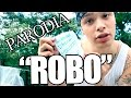 BOBO J BALVIN PARODIA ROBO PAISAVLOGS...