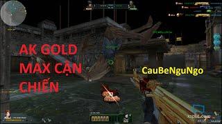 Bình Luận Truy Kich | AK GOLD Cận Chiến Zombie - Tại Sao Ko?  ✔