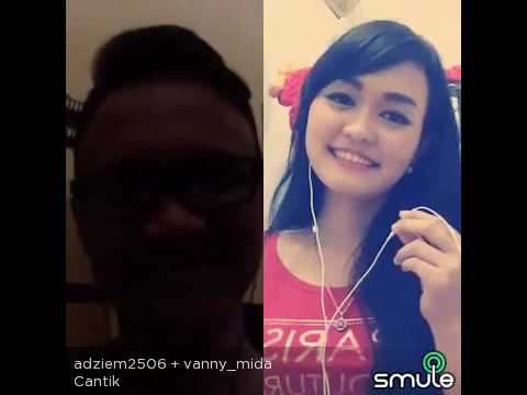 Cantik by kahitna cover smule