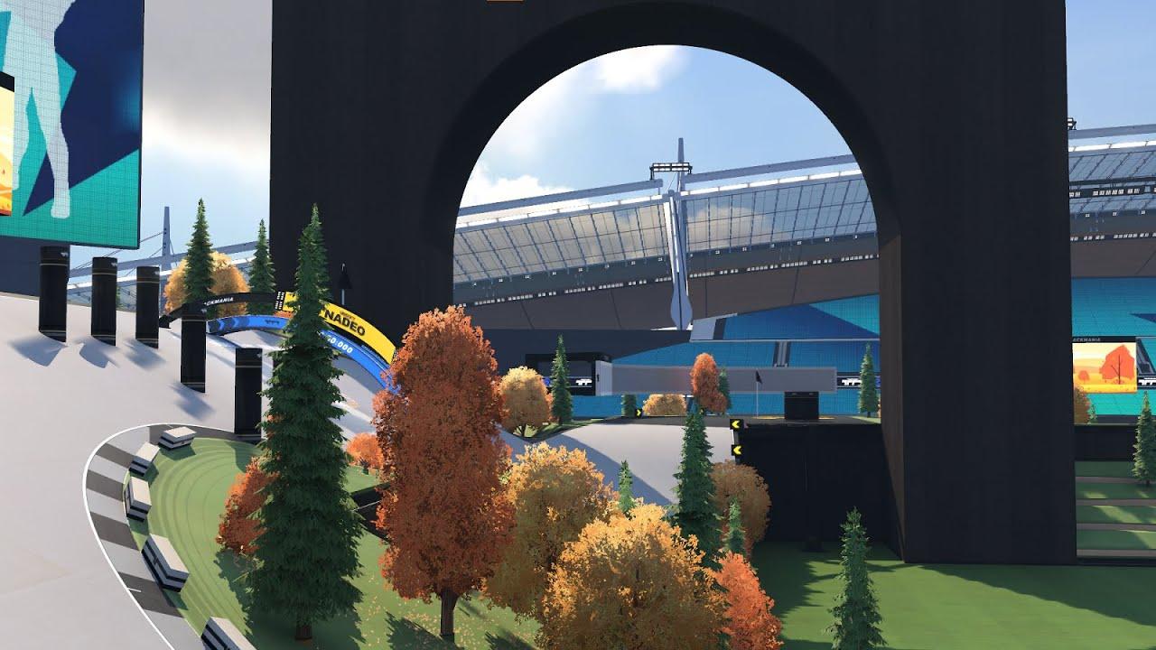 Trackmania Fall 2021 - 23   48.862 by Gwen