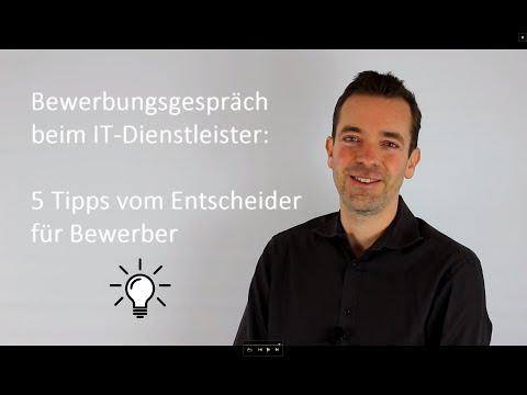 Bewerbungsgespräch beim IT-Dienstleister: 5 Tipps vom Entscheider | hagel IT-Services Hamburg