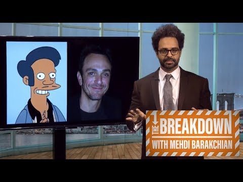 The Breakdown with Mehdi Barakchian