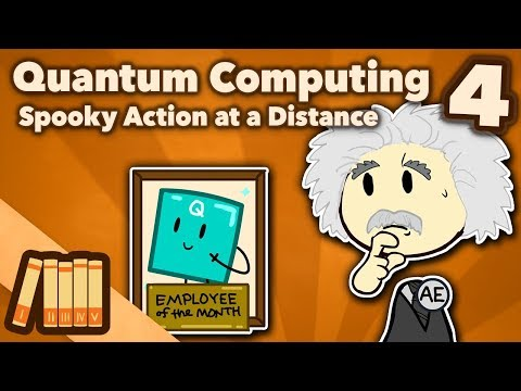 Quantum Computing - Spooky Action at a Distance - Extra History - #4