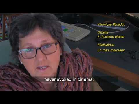 CYIFF 2018 WEB TV - Véronique MERIADEC about A THOUSAND PIECES