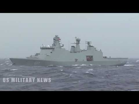 Iranian Sends Navy Warships To Atlantic Ocean, Closer To US Waters