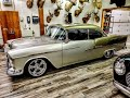 1955 Chevrolet Bel Air Resto Mod For Sale~over The Top, No Expense Spared!!