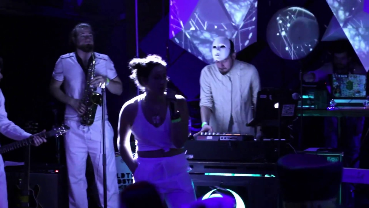 goldenSpiral:Collective - Traveling LIVE @ The Fillmore