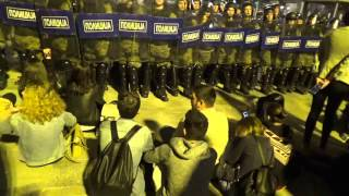 Paralajmërohet një protestë në Shkup !