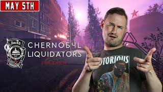 Sips Plays Chernobyl Liquidators Simulator! - (5/5/21)
