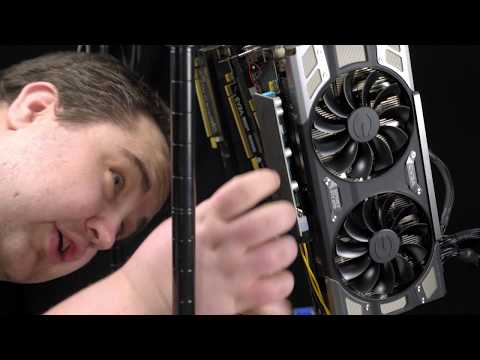 How To Set Up PCIe Risers For A GPU Cryptocurrency Mining Rig