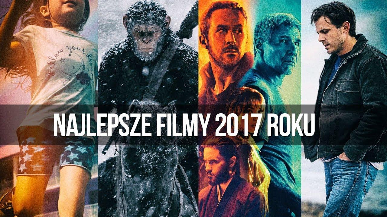 #83 Najlepsze filmy 1. połowy 2017 roku - YouTube