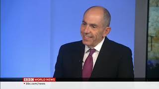 BBC World News America Robert Danin August 15, 2019