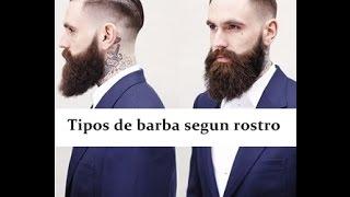 Tipos de Barbas según el rostro