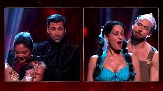 Artem Chigvintsev Nikki Bella Elimination   Halloween   Dancing with the Stars