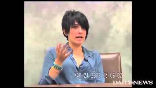 Paris Jackson talks about 'creepy' nanny during recorded testimony