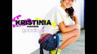 Goodbye- Kristina DeBarge (lyrics)