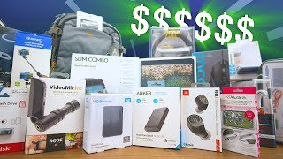 Massive Tech Haul! (Under $1000 Challenge)