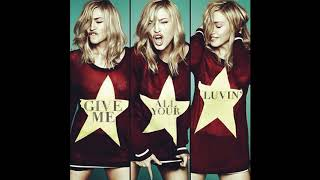 Madonna - Give Me All Your Luvin' (Original Demo)