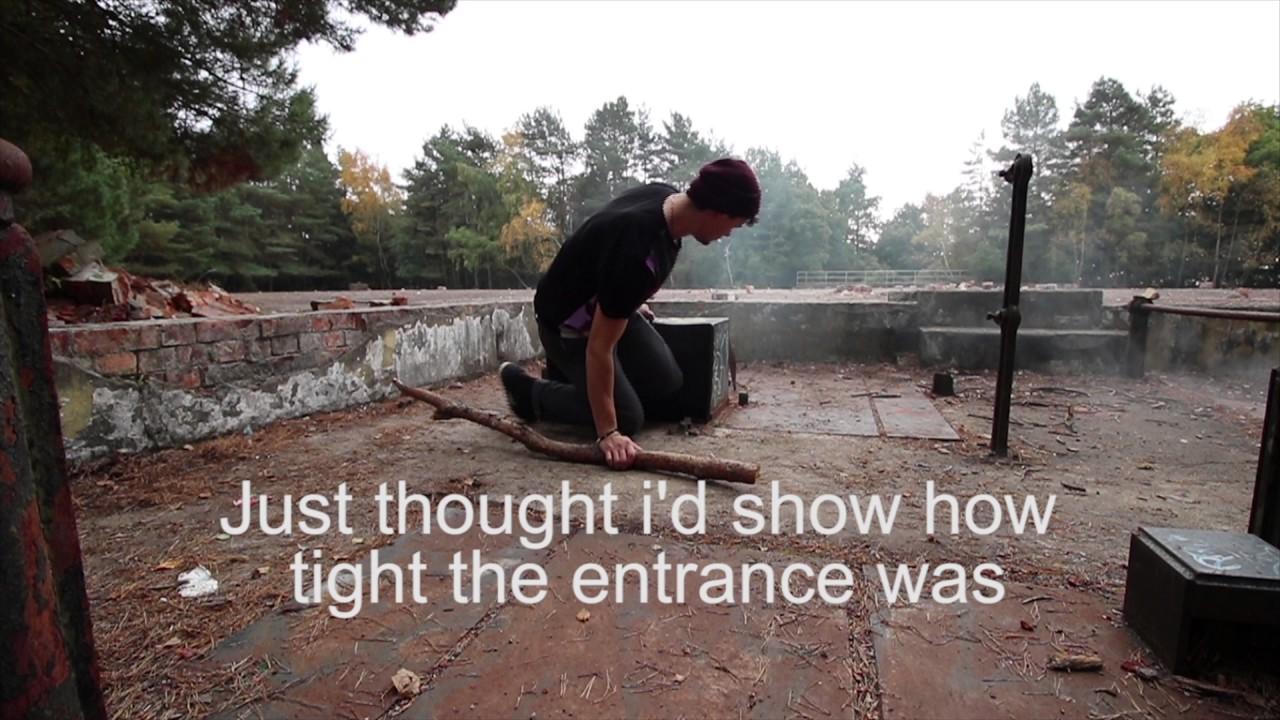 Urban Exploration Holton Heath Abandoned Cordite Factories Pt 1 Youtube