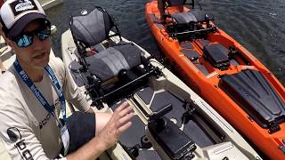 Bonafide Kayaks at ICAST 2017. A look at the SS127