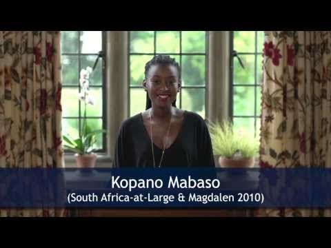 The impact of the Rhodes Scholarships