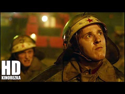 Чернобыль 2019 - Прибытие пожарных на АЭС