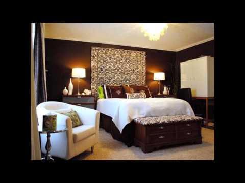 Brown Bedroom Design
