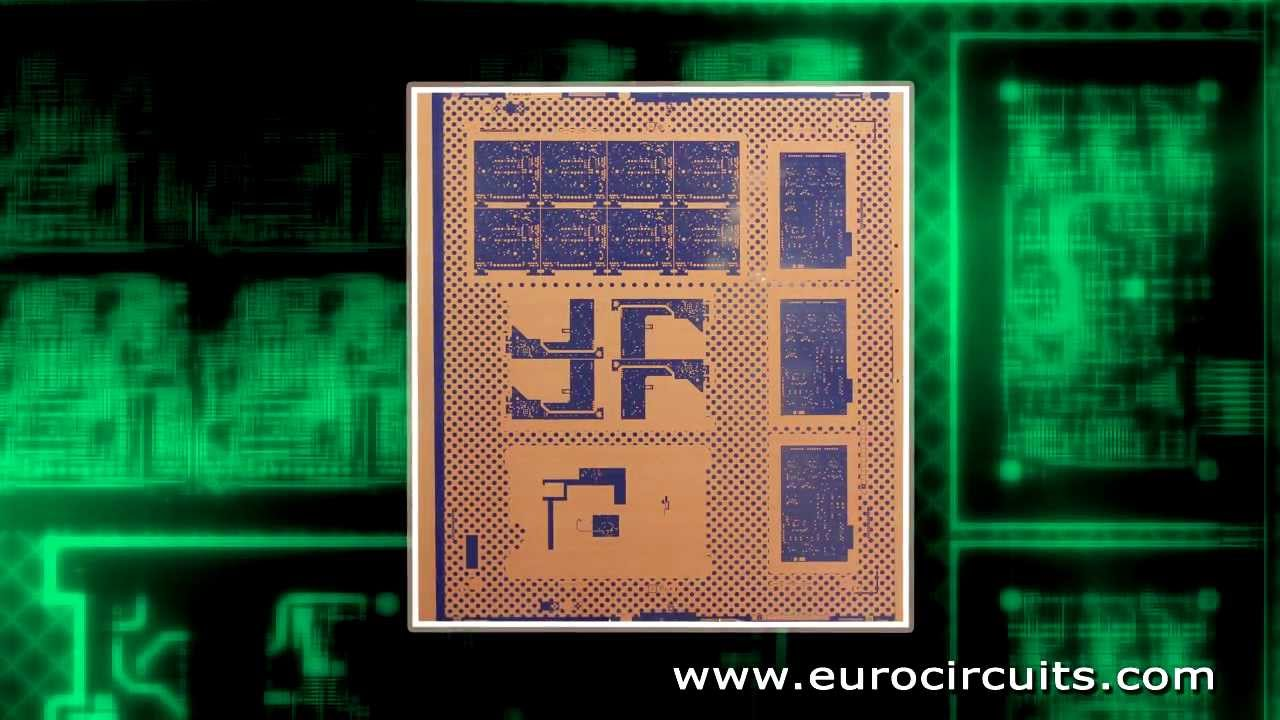 Eurocircuits How To Make A 4 Layer Pcb Full Version Youtube Six Printed Circuit Board