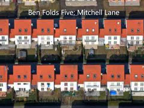 Ben Folds Five  Mitchell Lane