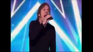 Andrew Fleming   Auditions 7   Britain's Got Talent 2015