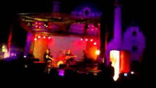 Ja, Panik - Mr. Jones and Norma Desmond - live am Popfest 2011