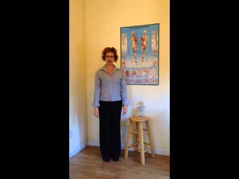 Easy Head/Neck Balance—Alexander Technique with Constance