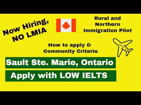 How To Apply For Job In Sault Ste  Marie_RNIP