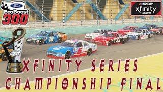 XFINITY SERIES CHAMPIONSHIP FINAL