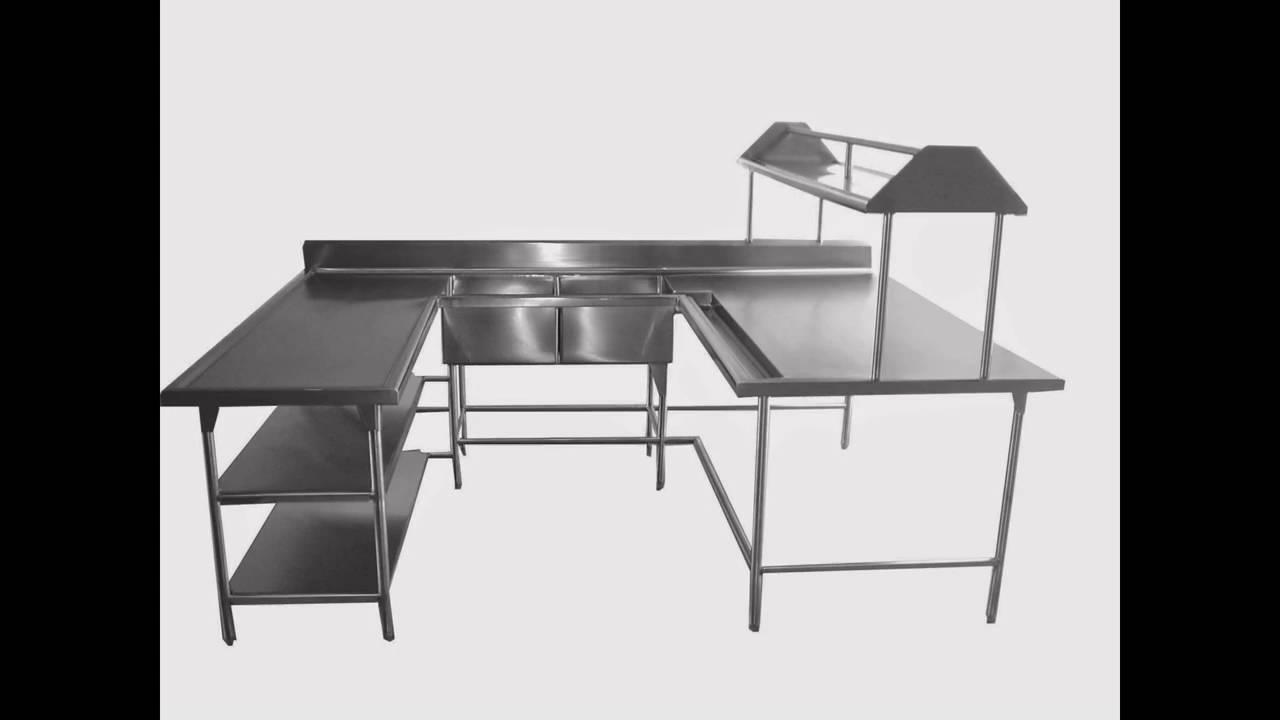 Equipo para restaurantes y cocina industrial youtube for Cocinas y equipos