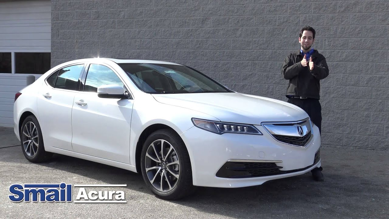 2016 acura tlx sh awd youtube. Black Bedroom Furniture Sets. Home Design Ideas