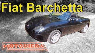 Fiat Barchetta - włoska Miata - MotoBieda