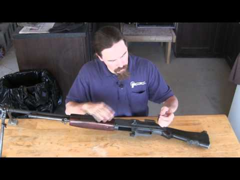 The BAR M1918A3 by Ohio Ordnance - Shooting and Mechanism
