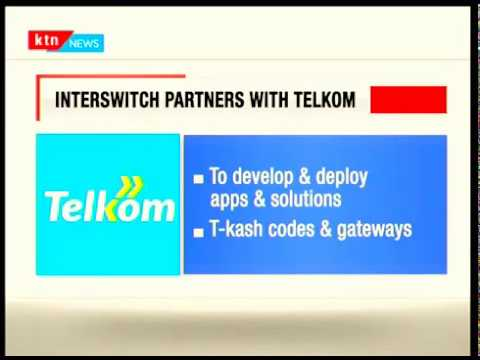 TELCOM KENYA AND INTERSWITCH SIGNS PARTNERSHIP DEAL TO EXPAND MOBILE MARKET SPACE