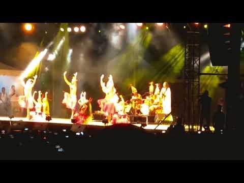 RWMF 2017: Rainforest World Music Festival 2017: Tahitian performance