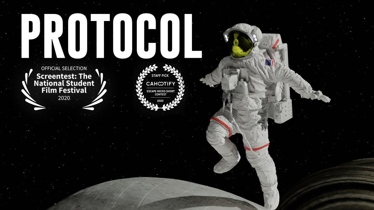 Download Protocol | Short Animated Sci-Fi Film