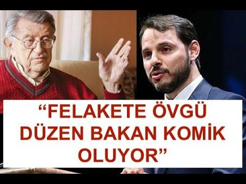 PROF. DR. KORKUT BORATAV'DAN EKONOMİK KRİZ ANALİZİ