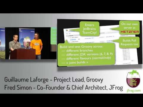 Keynote: Groovy release cycle: it can